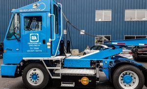 R&A Trucking to Display Orange EV Pure Electric Class 8 Truck at Climate Tech Marketplace September 13, 2018