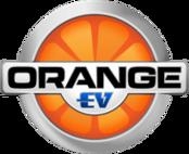 Pure Electric Terminal Trucks | Orange EV Logo